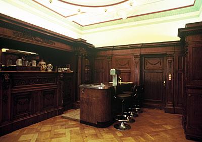 Das Thekenzimmer