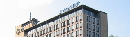 Conti-Campus der Universität