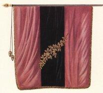 Die Fahne der Urburschenschaft von 1815