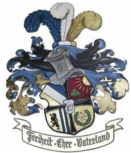 Wappen der B! Ghibellinia-Leipzig
