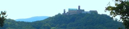 Die Wartburg zu Eisenach